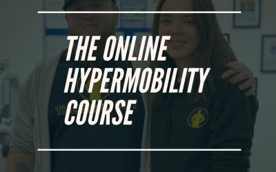 Hypermobility Online Course
