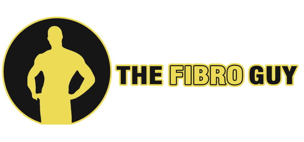 The Fibro Guy Logo